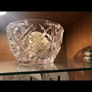 Tiffany & Co 9 inch bowl